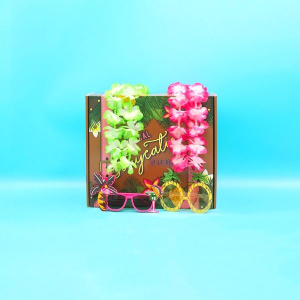 Aloha with Let'sDate Crate