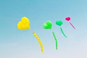Outdoor Summer Dates Kites