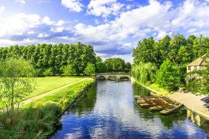 best romantic day trips Cambridge